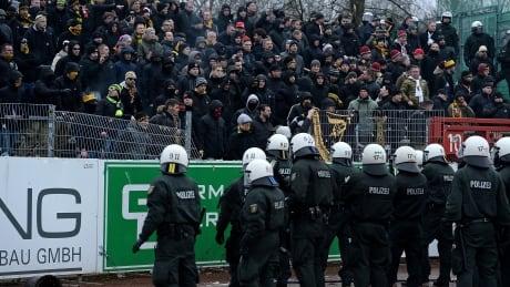 Dyanmo-Dresden-German-Police
