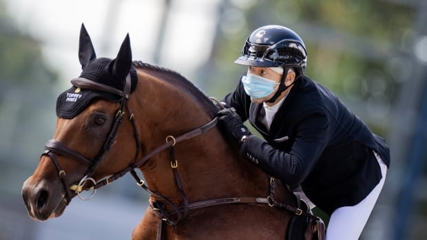 Olympic champion Eric Lamaze withdraws from Canada's short list for Tokyo