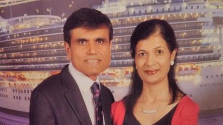 Bhupendra and Anila Narsey