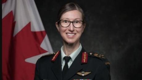 Brigadier-General Krista Brodie