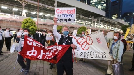 Olympics Tokyo More Opposition