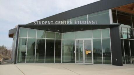 Laurentian University Student centre