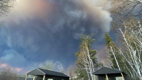 Homebrook fire