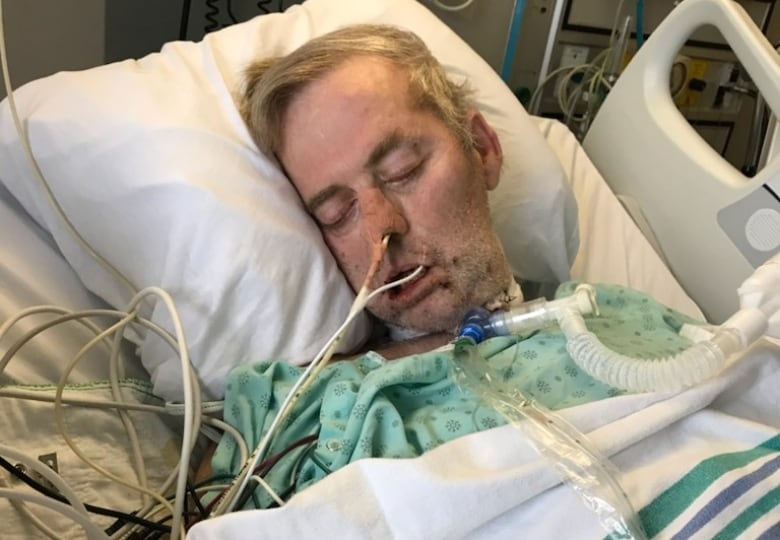 Doctors said this Quebec man would die of COVID-19. His family had other ideas