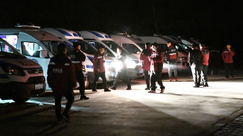 20 die in extreme weather in China cross-country race
