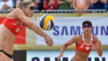 FIVB Women's Beach Volleyball World Tour on CBC - Megan/Nicole (CAN) vs TBD