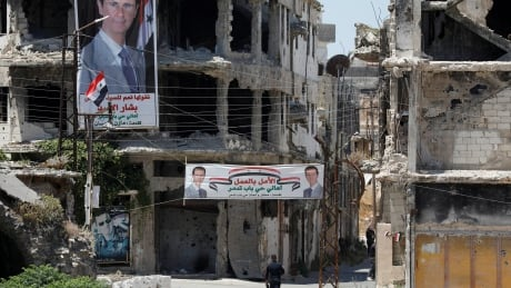 SYRIA-SECURITY/ELECTION-HOMS