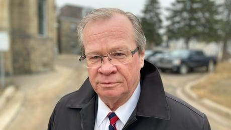 New Brunswick MLA Ted Flemming