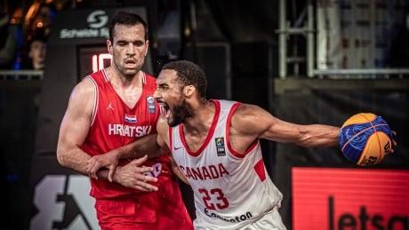 FIBA 3-on-3 Canada