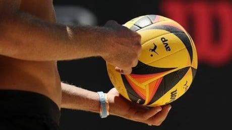 FIVB Women's Beach Volleyball World Tour on CBC - Semifinal #1 - Kravcenoka/Graudina (LAT) v Huberli/Betschart (SUI)