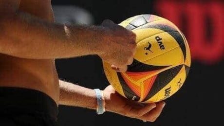 FIVB Men's Beach Volleyball World Tour on CBC -  Gold