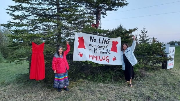 Mi'kmaw leaders considering MMIWG safety concerns tied to N.S. energy project