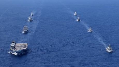 NATO Execrcise Steadfast Defender