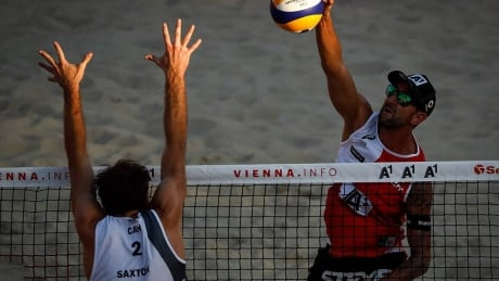 FIVB Men's and Women's Beach Volleyball World Tour on CBC: Afternoon Session - Center Court