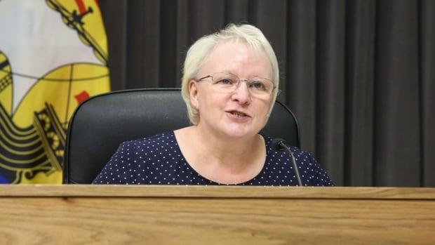 health minister dorothy shephard june 2 2021.