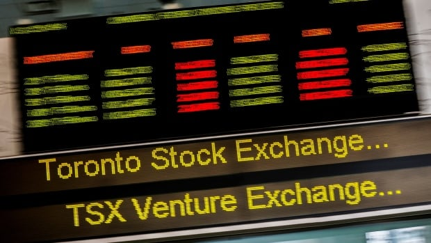 TSX closes at all-time high, U.S. markets up after big jump in commodities prices | CBC News