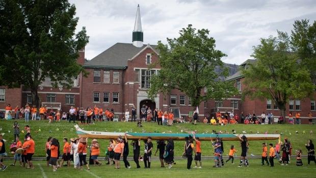 Vigils, marches and ceremonies: Communities honour Kamloops residential schoolchildren