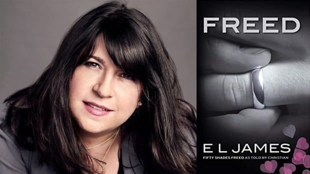 [Freed] saved me: E.L. James on her final book in the Fifty Shades series