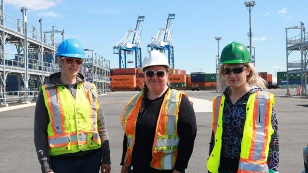 Meet the first 3 women training to work one of Port Saint John's most dangerous jobs