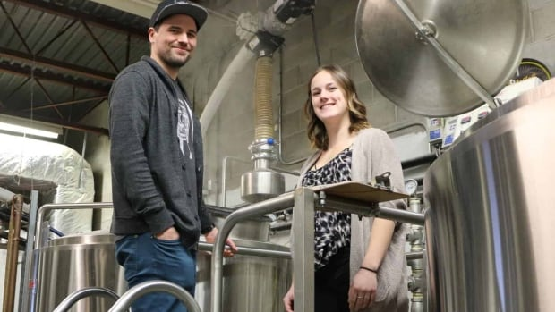 Beer club toasts late member by brewing her English Mild for Canadian Homebrew Day