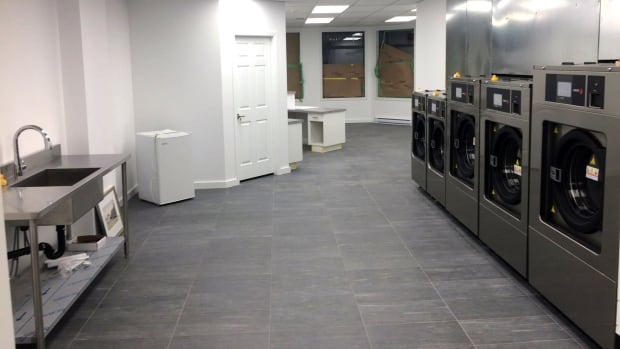 Sole laundromat opens on Salt Spring Island funded by local residents for those in need