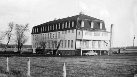 Fort Alexander Residential School