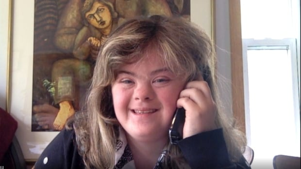 Sky's the limit for Nova Scotian fashion designer with Down syndrome