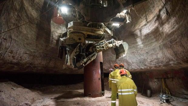 Flood risk forces Mosaic to close Esterhazy, Sask., potash shafts, restart another mine
