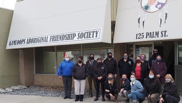 Kamloops friendship centre sees big jump in donations over past week
