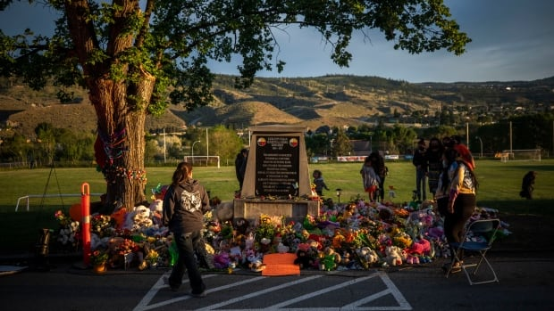 Indigenous community suffering 'collective trauma' with discovery of children's remains in Kamloops: educator