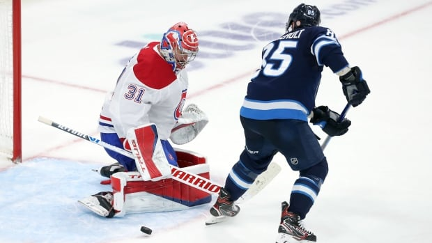 Down 2-0, Jets looking for ways to solve Canadiens' Price