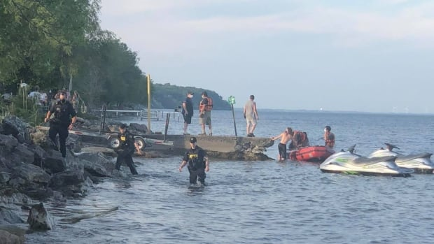OPP searching for boy, 8, who went missing in Lake Erie