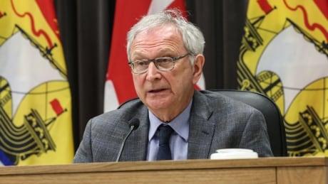Premier Blaine Higgs, June 7, 2021