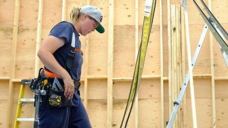 Toronto Carpenter Natasha Fritz