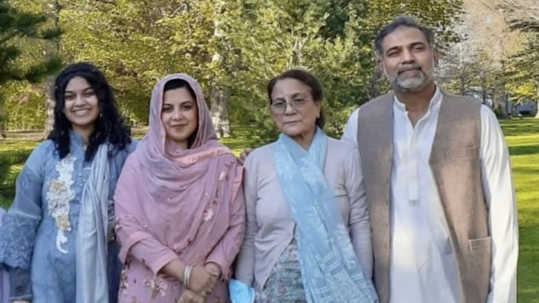 Muslim family ID'd in fatal truck attack in London, Ont., known for  commitment to community   CBC News