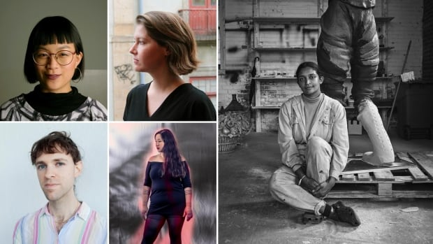 Sobey Art Award reveals 2021 short list and National Gallery exhibition dates