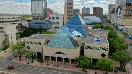 Edmonton Downtown Core Aerials