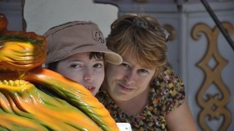 Katrina and Margaret Lavery