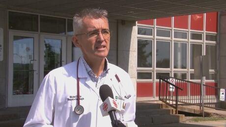Dr. Michel Pavic