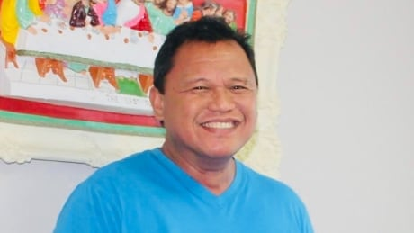 Angelo Galido ofEstevan