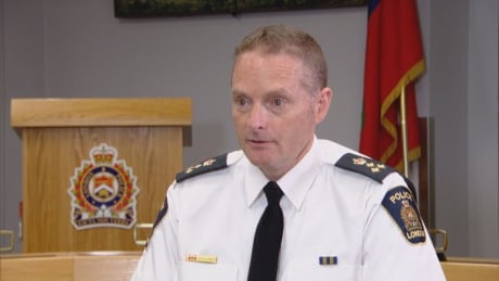 Police Chief Steve Williams