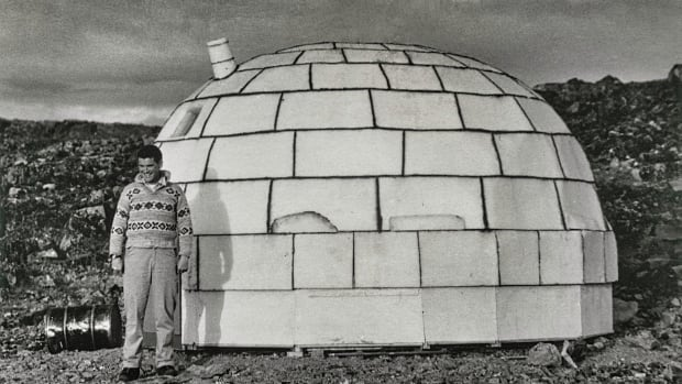 How a 1950s experiment brought foam igloos to Kinngait, Nunavut