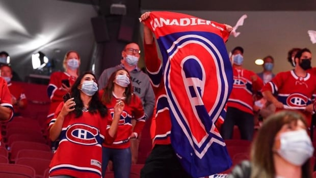 For fans of the Montreal Canadiens, it really 'Feels like '93' again   CBC News