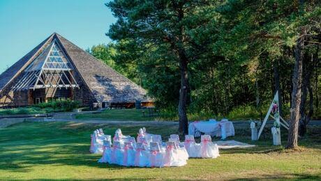 Pink Door Weddings pop up