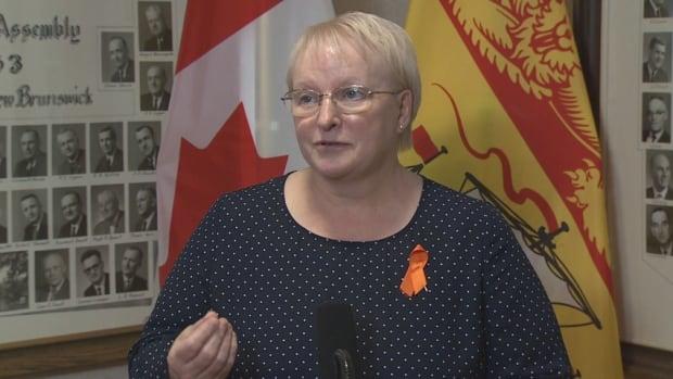 health minister dorothy shephard june 10 2021.