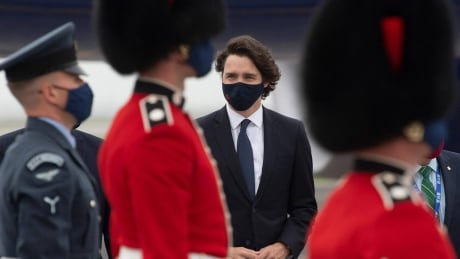 Trudeau makes 1st pandemic trip abroad to G7 summit in U.K.