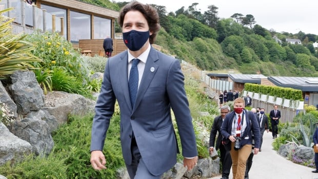 Foreign policy on the agenda for Trudeau, G7 leaders at 2nd day of summit meeting