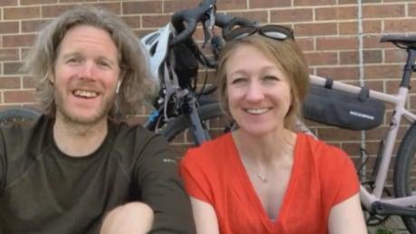 Wallaceburg couple bikes