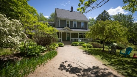 The Ledgehill Treatment and Recovery Centre offers a scenic setting in the Annapolis Valley. It now