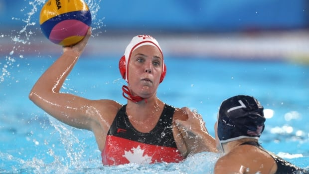 Canadian water polo team fine tuning for Tokyo ahead of World League Super Final   CBC Sports